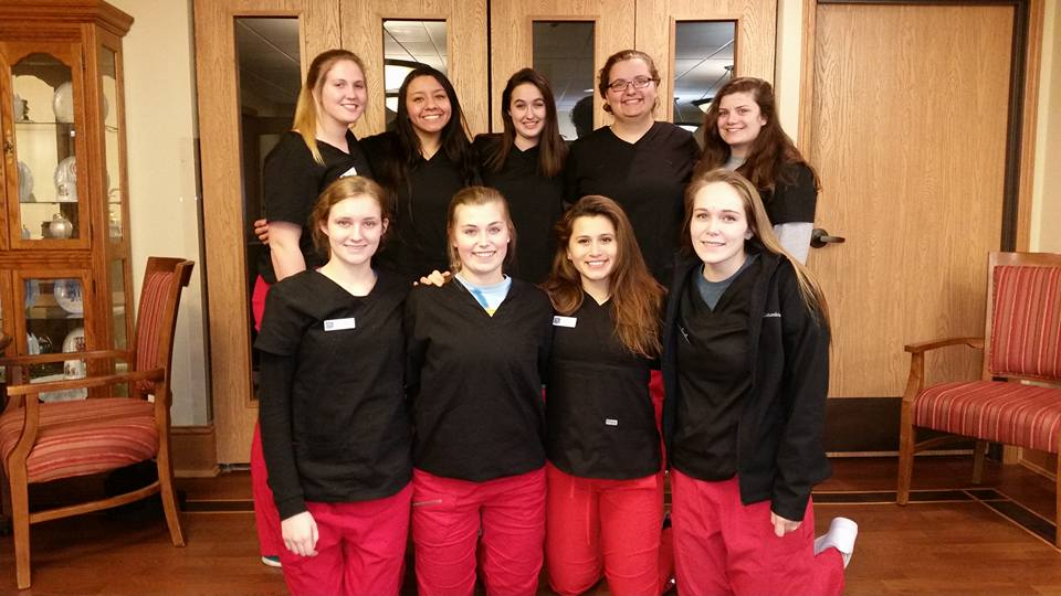 New Glarus CNA Students | Quality CNA Training of Wisconsin