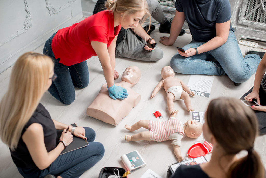 AHA BLS CPR Training for Healthcare Providers | Quality CNA Training of Wisconsin
