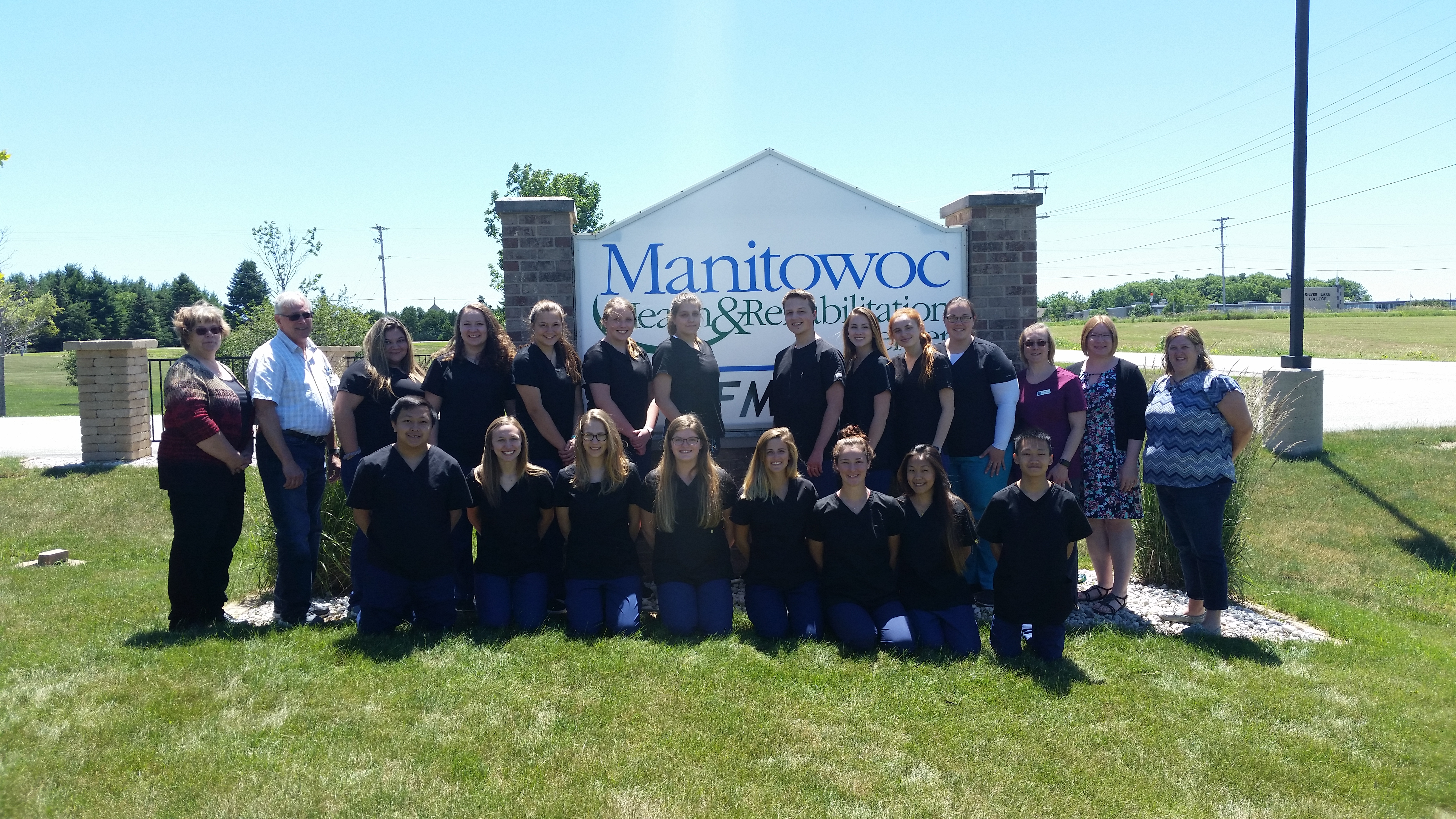 Manitowoc CNA students | Quality CNA Training of Wisconsin