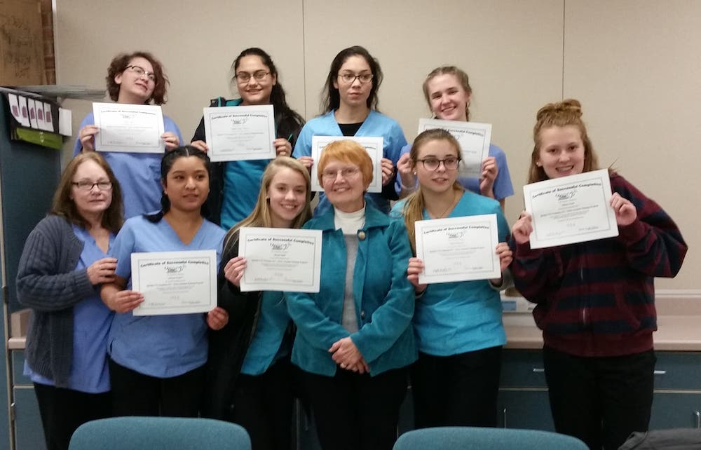 Quality CNA Training Monona