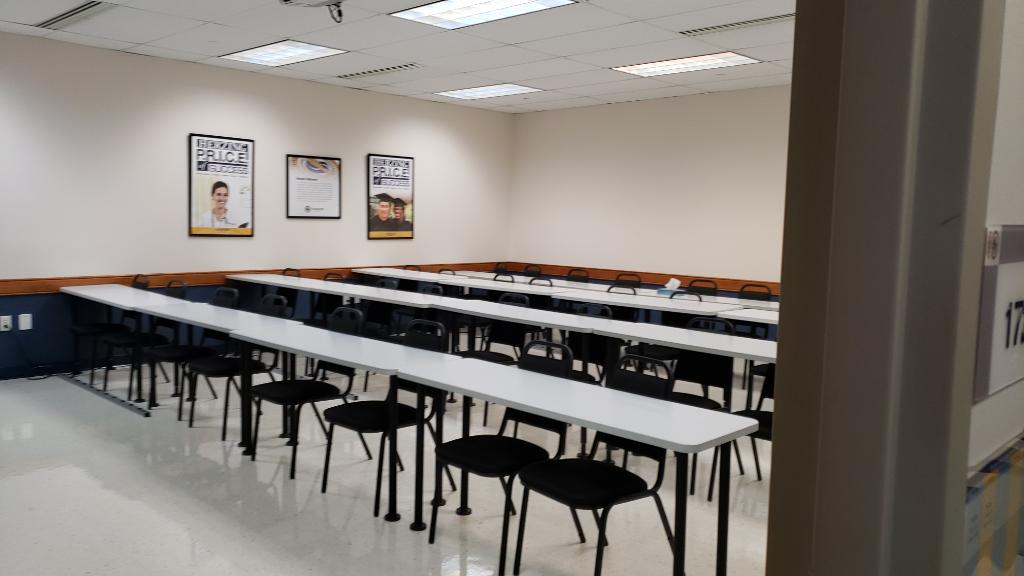 Madison CNA Classroom