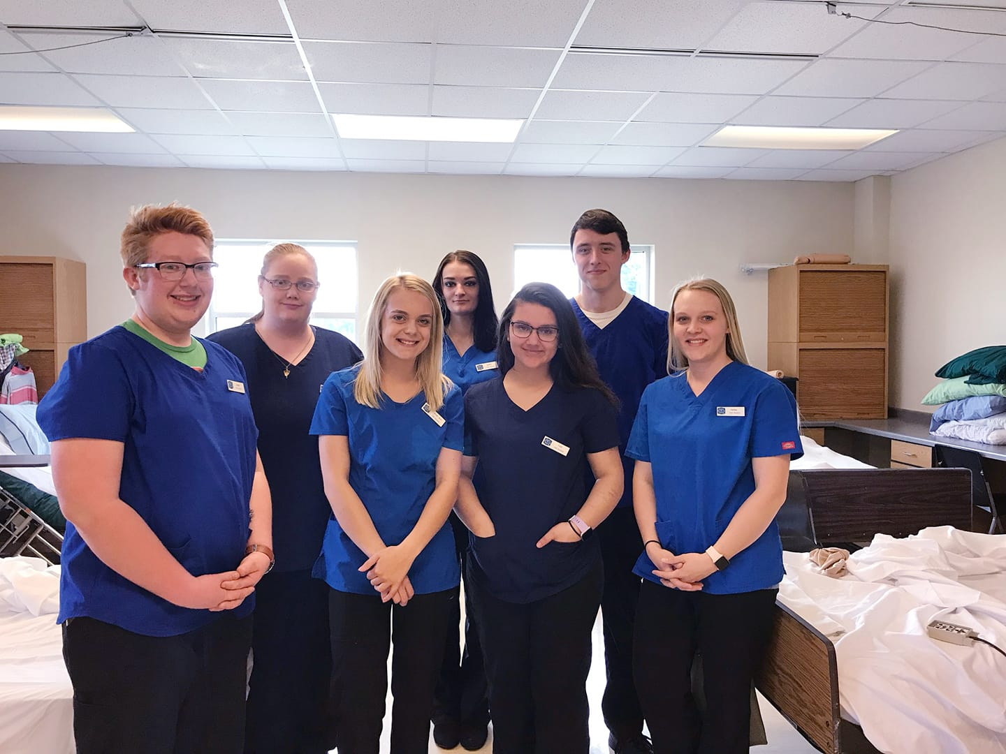 Waupaca CNA Students